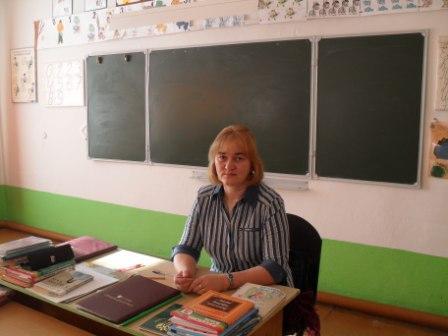 Учитель начальных классов галатонова